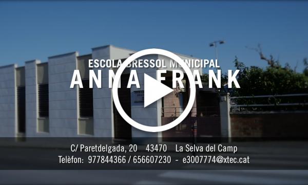 Portes obertes virtuals - Anna Frank