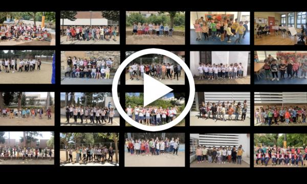 Trobada de Santa Cecília dels centres de Primària i l'Escola de Música - Juny de 2021