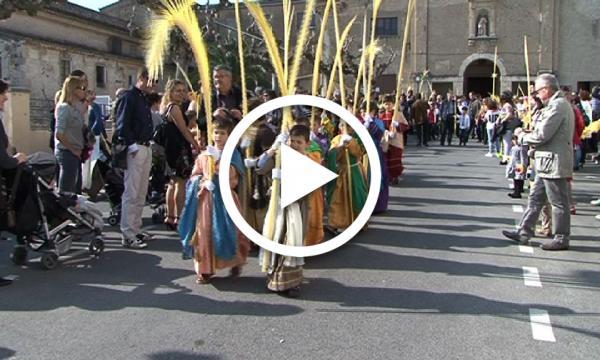 Diumenge de Rams i Pregó de Setmana Santa
