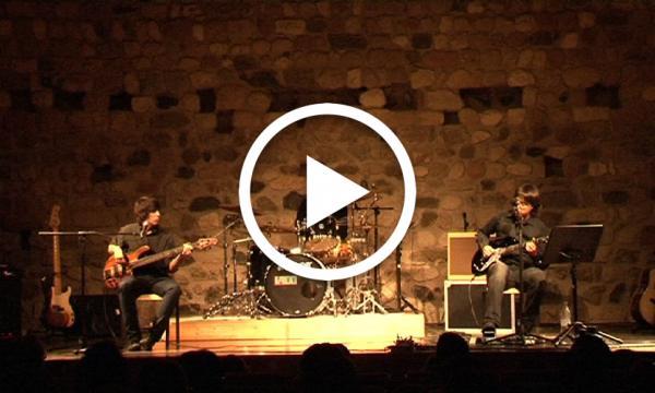 Concert de Vadó al Castell de la Selva del Camp