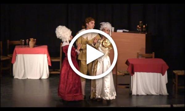 "Teatre: ""L'hostalera"" (2008)"