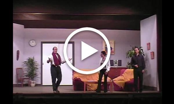 """Teatre: """"No em toquis la flor"""" (2002)"""