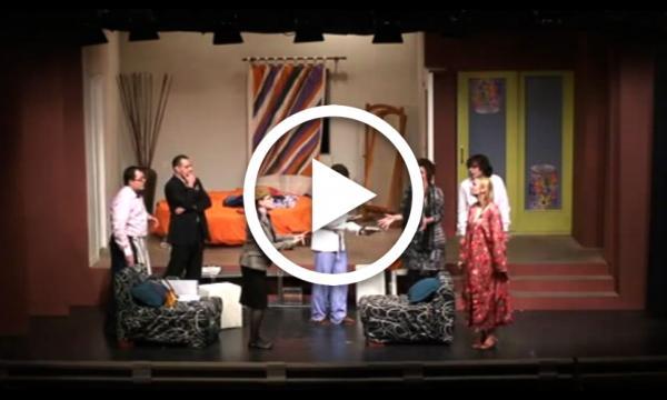 """Teatre: """"Sigues infidel i no miris amb qui"""" (2012)"""