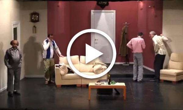 """Teatre: """"El sopar dels idiotes"""" (2008)"""